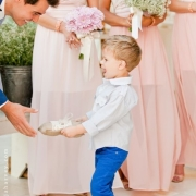 bouquet, bridesmaid dress, page boy - Creation Events