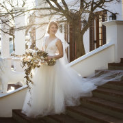bouquet, bride, wedding dress - Creation Events