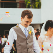confetti, groom - Creation Events