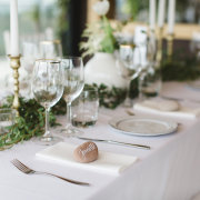 table setting - Creation Events