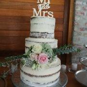 wedding cakes - Mon Ami Cakes