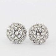 bridal jewellery, earings, jewellery - David Batchelor Designs