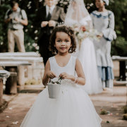 flower girls - Limpopo Wedding Planner