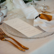 table settings - Boschendal
