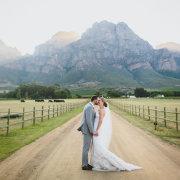 bride and groom, bride and groom, bride and groom - Boschendal