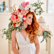flowers, hairstyle, wedding dress - Oopsie Daisy Flowers