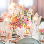 floral centrepieces - Oopsie Daisy Flowers