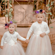 flower crowns, flower girls, flower girls dresses - Oopsie Daisy Flowers