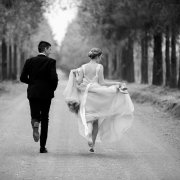 bride and groom, bride and groom - JCclick