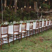 outdoor reception - Panorama Wedding Venue
