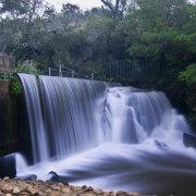 waterfall - Glenburn Lodge & Spa