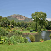 dam, mountain, venue - Glenburn Lodge & Spa