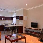 accommodation, kitchen