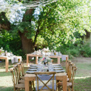 outdoor reception - Hawksmoor House
