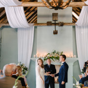 ceremony, wedding ceremony - Hawksmoor House