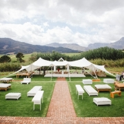 marquee, seating, tent - Goeters
