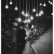 lighting, wedding dress - Goeters
