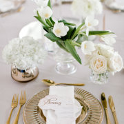 table setting, table setting - The Event Planners