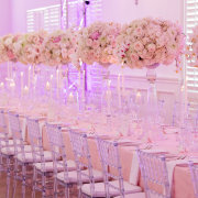 floral centrepieces, wedding decor - The Event Planners