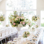floral centrepieces - The Event Planners