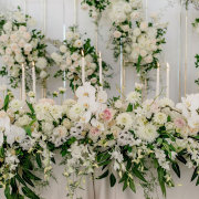floral decor - The Event Planners