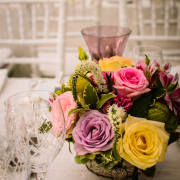 centrepiece, decor, flowers