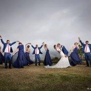 bridal party - Unveil Elegance Events