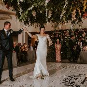 bride and groom, bride and groom, hanging decor, wedding dresses, wedding dresses - Unveil Elegance Events