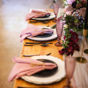 table settings - New Vintage Events