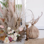 floral decor - New Vintage Events