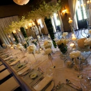 decor, reception, table setting - Café Fleur / Cor de Rosa