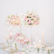 table decor, table decor - Café Fleur / Cor de Rosa