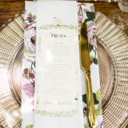 wedding stationery - Café Fleur / Cor de Rosa