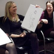 Bachelorette Party Drawing