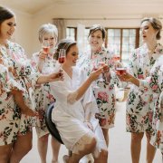 bride and bridesmaids, dressing gowns, dressing gowns - ONE Boutique Store