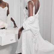 bridal getting ready gowns - ONE Boutique Store