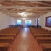 aisle, chapel - Intaba View