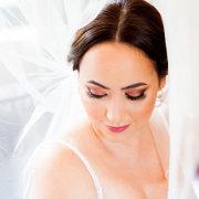bridal hair and makeup - Sam Arendse Photography