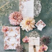 flowers, stationery