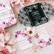 wedding stationery - Secret Diary