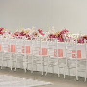 floral centrepieces - Otto de Jager Events