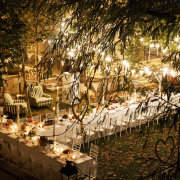 outdoor reception - Otto de Jager Events