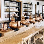 bar - Inverroche Distillery