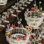chandelier, chandeliers, hanging decor, hanging florals - The Hanging Inspiration