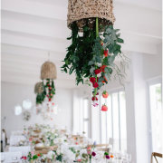 hanging decor, hanging florals - The Hanging Inspiration