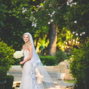bouquet, bride, dress, veil - Oakfield Farm – Wedding & Function Venue