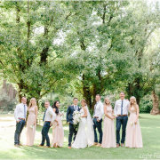 wedding party - Oakfield Farm – Wedding & Function Venue