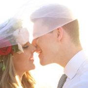 kiss, veil - Barefeet Videography