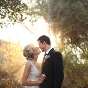 wedding dress, kiss - Barefeet Videography
