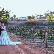 bride and groom, bride and groom, wedding dresses, wedding dresses, wedding gowns, winelands - Barefeet